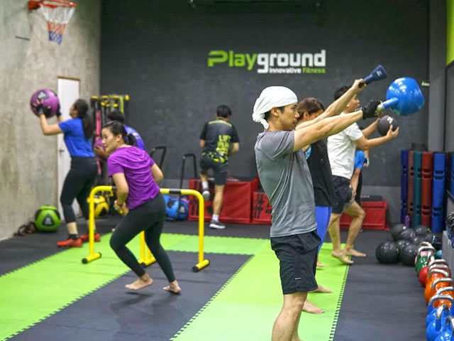 Staying fit in Chiang Mai